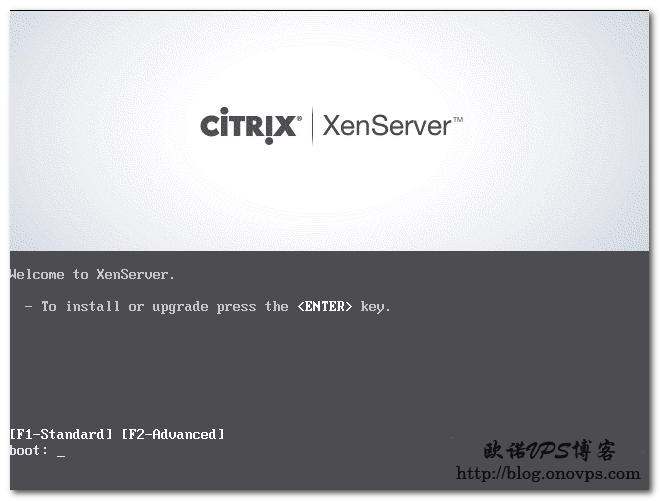 Xenserver安装界面.png